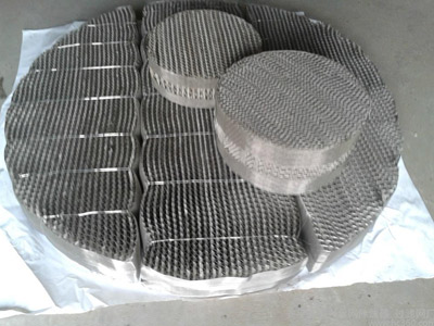 不锈钢填料网