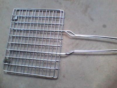 不锈钢烧烤网片