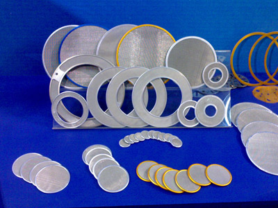 塑料制品过滤片